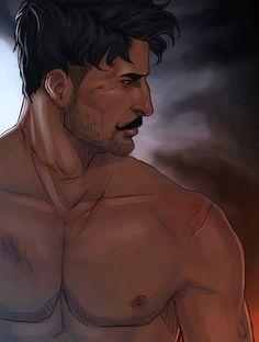 Find him (part 2) by Merwild.deviantart.com on @DeviantArt