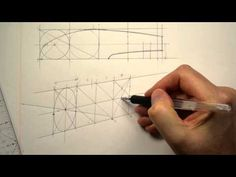 Scott Robertson How to Draw: page 084 ortho views - YouTube
