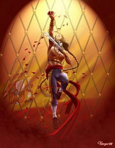 Street Fighter : Vega