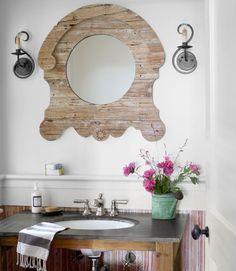 Bathroom  - CountryLiving.com