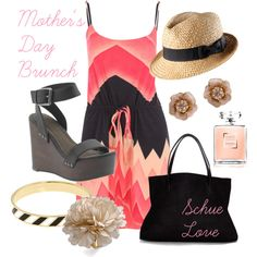 Mother's Day Brunch, created by schuelove on Polyvore