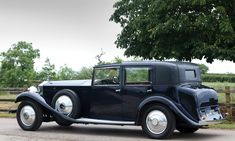 Chassis 90MY (1933) Sedanca de Ville by Barker, Rolls-Royce