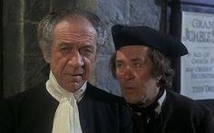 Sid James and Peter Butterworth in Carry On Dick (1974)