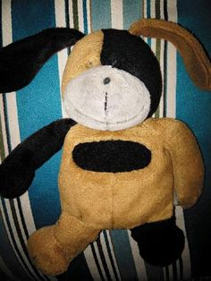 Found on 31 Jul. 2015 @ A5 Grendon / Dordon. Driving home from tamworth towards atherstone. I spotted a little toy dog in the roadside, I decided to retrieve him, he was very dirty, but after a wash he looks good.... He does need some tlc he... Visit: https://whiteboomerang.com/lostteddy/msg/b9g7t8 (Posted by clara on 31 Jul. 2015)