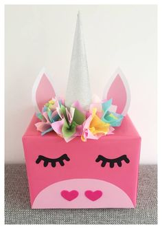 All Details You Need to Know About Home Decoration - Modern Valentine Boxes For School, Kinder Valentines, Valentines Day Party, Valentine Day Crafts, Unicorn Birthday Parties, Unicorn Party, Unicorn Surprise, Bff Birthday, Disney Birthday