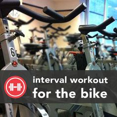 Interval Workout- Cycling #Fitfluential #MOVE #Workout via @Greatist