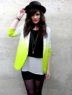 ombre fashion, in love with this
