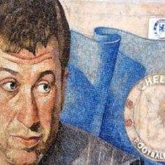 Abramovich e il suo mosaico personale da oltre 100 mila pietre