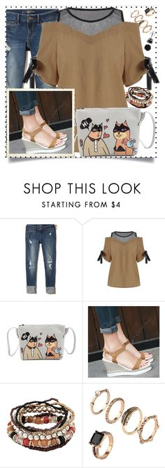 """""""twinkledeals"""" by teto000 ❤ liked on Polyvore featuring Hollister Co. and BERRICLE"""
