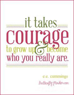 Exploring Spirituality Requires Courage