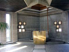 Carlo Scarpa Brion Tomb | Flickr - Georges Braque