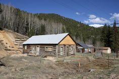 Coloradopast.com - Ghost Town Photography - Bonanza, Colorado