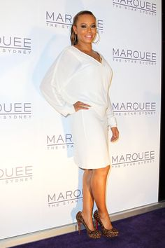 Melanie Brown Photos Photos - Melanie Brown at the Marquee Nightclub launch in Sydney at Star City in Pyromont. - Celebs at the Marquee Grand Opening in Sydney