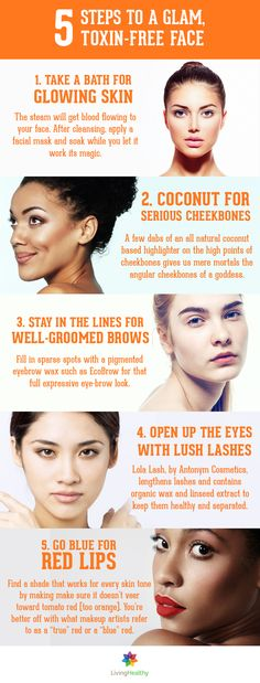 These all natural tips will have you glowing all winter. Click through to read more.