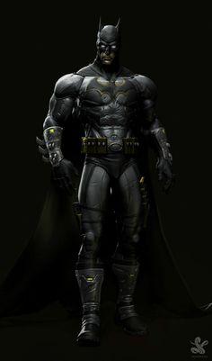 Long Live The Bat — Batman by Saad Irfan