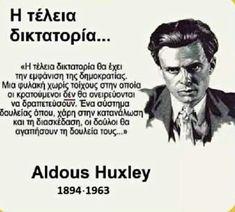Aldous Huxley, Social Issues, Kai, Funny, Quotes, Quotation, Qoutes, Funny Parenting, Quotations