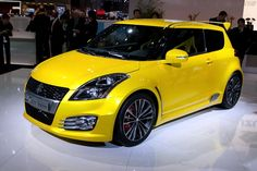 2016 Suzuki Swift - Release Date, Changes, Specs, Price, Sport, Review