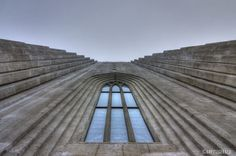 View of the exterior of Hallgrímskirkja church in Reykjavik, Iceland. Photo by Brian R. Fitzgerald.