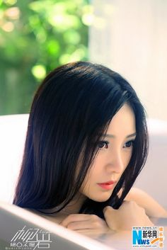 Chinese actress and singer Liu Yan