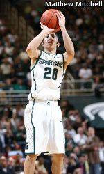 Travis Trice - MSU #Spartans