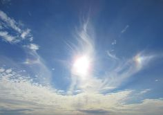 Parhelia -.Sundogs Photo by Plesea Magdalena — National Geographic Your Shot