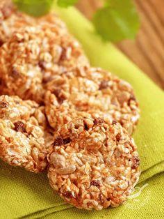 Biscotti ai cereali caramellati (Vegan)