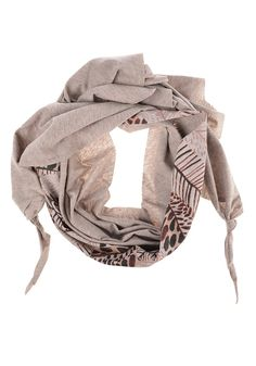 3db4e2bf34c ARMEDANGELS - Womens Nel Feather Wood nougat melange  planetsports   armedangels  scarf  nougat
