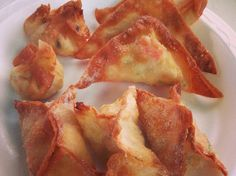 How to Make Crab Ragoon Recipe - Snapguide