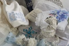 Wedding Collections, Personalized Gifts & Accessories by Ivy Lane. Call (301) 358-1818 to order.