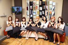걸그룹 AOA, 대만서 인기 장난 아니네?
