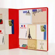 Notas adhesivas París
