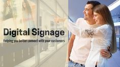 Ten reasons to consider using digital signage