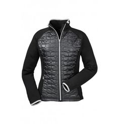 The perfect all-rounder! The stylish Schöffel Robella Jacket is a warming midlayer by day and perfect for parties in the night. Made from a cosy Altai Fleece that wicks moisture efficiently away from your skin, this promises you warmth and comfort the whole day through. You won't ever want to take it off.  Schöffel give you everything you need to get out in nature: not only first class materials but 200 years of experience for your peace of mind. Ski Fashion, Fashion Women, First Class, Body Heat, Sport, Cosy, Skiing, Going Out, Ski