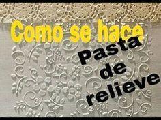 COMO HACER PASTA FLEXIBLE PARA MODELAR,SECADO AL AIRE, PASTA TEMPLÁ MANUALIDADES - YouTube