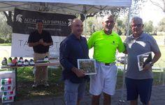 """Nell'ambito del filone """"imprenditoria e golf"""", ha avuto inizio il torneo Hadriaticum Golf Cup, sponsorizzato da Accademia d'Impresa www.simonebrancozzi.com e Tag Hotel www.taghotelfano.com...."""