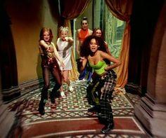 Is Spice Girls' Wannabe 'training wheels feminism'? Spice Girls Wannabe, 90s Costume, Girl Gifs, Shakira, Pop Music, Song Lyrics, Girl Group, Music Videos, Songs
