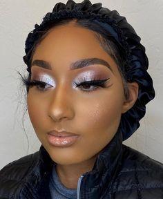 Eye Makeup Art, Dark Skin Makeup, Eyeshadow Makeup, Makeup Tips, Beauty Makeup, Hair Makeup, Makeup Ideas, Flawless Makeup, Gorgeous Makeup