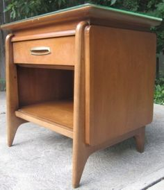 drexel projection nightstand - Google Search