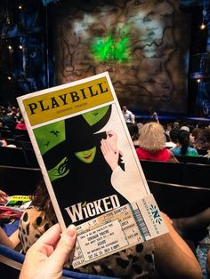 See a Broadway show like Wicked in New York City