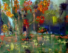 Bhavna Misra Autumn Garden