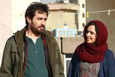 "Shahab Hosseini and Taraneh Alidoosti in Asghar Farhadi's Iranian film ""The Client"" (""Forushande""). New On Amazon Prime, Amazon Prime Video, The Salesman Movie, Taraneh Alidoosti, Iranian Film, Donald Trump, Oscar 2017, Les Oscars, Oscar Night"