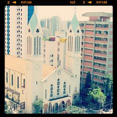 Paróquia São Francisco, na Vila Clementino #VilaClementino #Paroquia #SaoPaulo #SP - @fraihaincorporadora- #webstagram