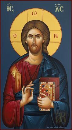 Writing Icon, Orthodox Icons, Amazing Art, Jesus Christ, Christianity, Faith, Altars, Cyprus, Painting