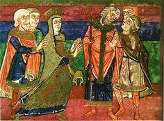 Radegonde souhaite se retirer dans un monastère (Radegonde et st Médard) Vie de ste Radegonde, BM Poitiers- RADEGONDE DE POITIERS. 1) BIOGRAPHIE. 1.4 FONDATION DE L'ABBAYE DE POITIERS, 1: Radegonde se rendit à Poitiers, où elle fonda le monastère Notre-Dame (dit depuis Ste-Croix). Le 25 octobre 552 (ou 553), en présence d'une grande foule, elle entra dans le monastère Notre-Dame accompagnée de nombreuses jeunes filles. Elle donna à ses compagnes une règle stricte.
