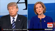 """Carly Fiorina Eviscerates Trump's Business Record Ronald Reagan Library Debate  - News on Donald  """"  """"""""Subscribe Now to get DAILY WORLD HOT NEWS   Subscribe  us at: YouTube https://www.youtube.com/channel/UCycT3JzZbPLIIR-laJ1_wdQ  GooglePlus = http://ift.tt/1YbWSx2    Facebook =  http://ift.tt/1UQVq5U  http://ift.tt/1YbWS0d   Website: http://ift.tt/1V8wypM  latest news on donald trump latest news on donald trump youtube latest news on donald trump golf course latest news on donald trump cnn…"""