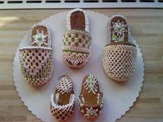Perníkové botičky