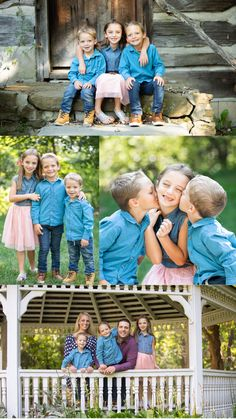 Outdoor family session at Robin Hill Park in Pittsburgh. Denim and blush family session spring outfit inspiration. Siblings and family poses. Family with 3 kids. Sibling Photography Poses, Sibling Poses, Kid Poses, Family Photography, Toddler Photography, Newborn Poses, Siblings, Kid Picture Poses, Family Picture Outfits