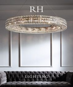 Restoration Hardware Chandelier Floor Lamp – Decorating Your Home Modern Chandelier, Chandelier Lighting, Chandeliers, Chandelier Creative, Simple Chandelier, Interior Lighting, Home Lighting, Unique Lighting, Room Lights