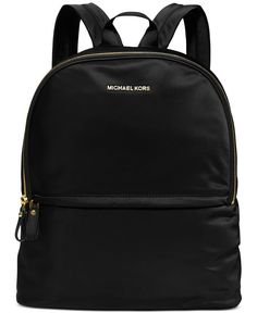 MICHAEL Michael Kors Nylon Large Backpack, a Macys Exclusive Style - Handbags  Accessories - Macys