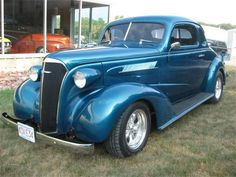 1937 Chevrolet 2-Dr Coupe